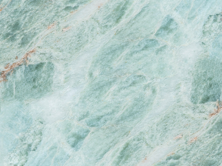 Closeup surface abstract marble pattern at the green marble stone floor texture background Standard-Bild