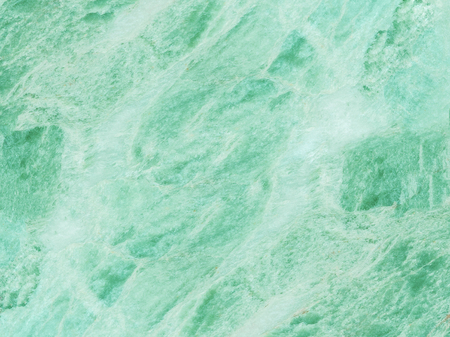 Closeup surface marble pattern at green marble stone wall textured background 스톡 콘텐츠