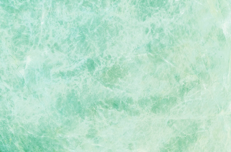Closeup surface marble pattern at green marble stone wall textured background Standard-Bild - 122498142