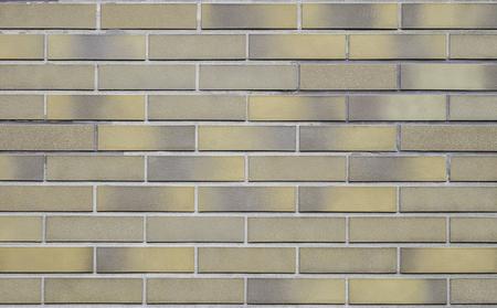 Closeup surface brick pattern at beautiful stone brick wall textured background Standard-Bild - 122498148