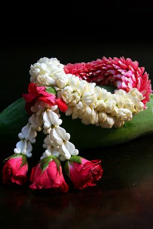 Thai Jasmine Garland photo