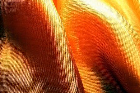 Hand Woven Thai Silk Background 2 Stock Photo