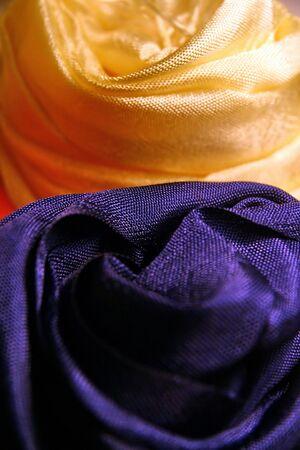 hand woven: Woven Hand Thai Silk Contesto 3 Archivio Fotografico