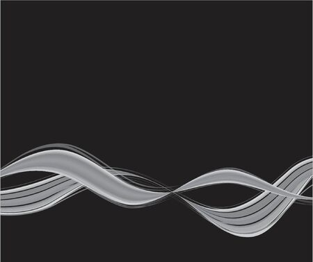 Abstract Light Wave (Vector)