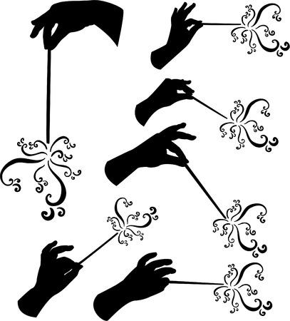 spell: Magic Spell Illustration