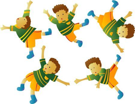 vie �tudiante: Flying Boy