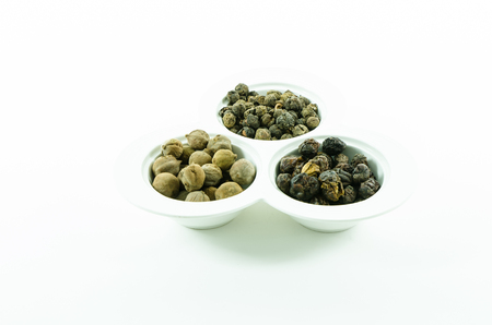 laxative: Triphala is an organic herb  Stock Photo