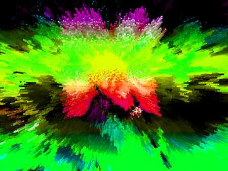 Abstract colorful background. Colour graphic for web design wallpaper. Color graphics texture.