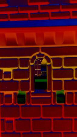 nurseries: Blocks, the walls of the castle Castle Toys Children can romp thats nurseries.
