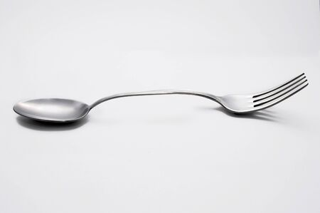liking:   spoon and fork