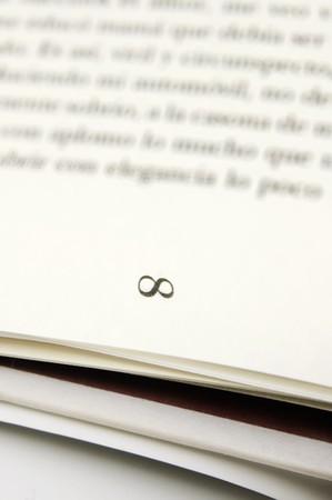 inexhaustible:   infinity symbol