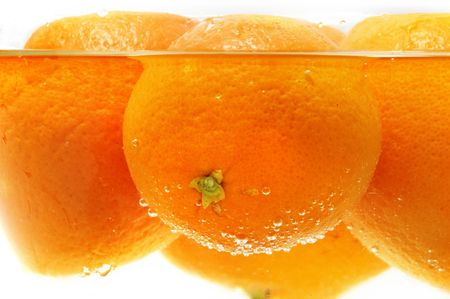 acidic:  washed fruit