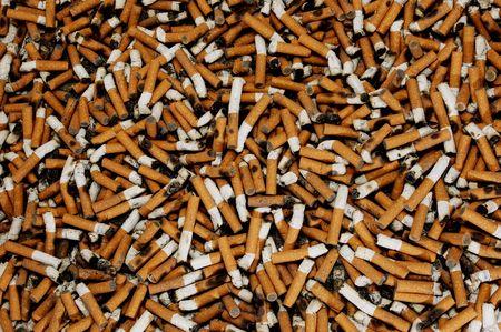 prohibido fumar: cigarrillos