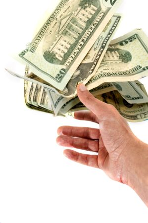 deficits: spend money