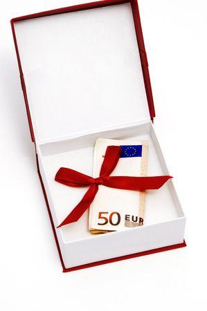 deficits: money gift