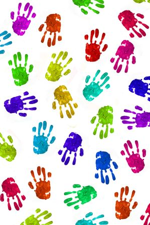 plurality: color hands