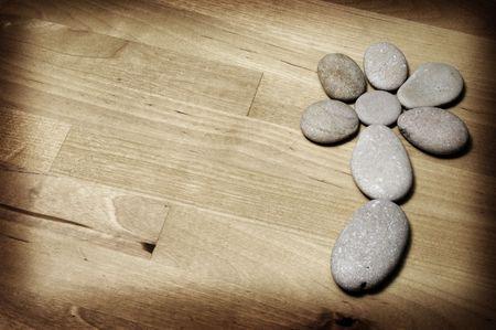 stone flower Stock Photo - 5251864