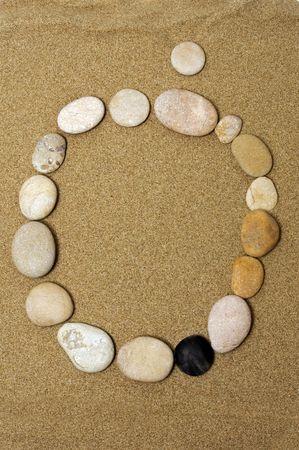 stone frame Stock Photo - 5251875