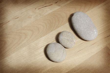 background with stones photo