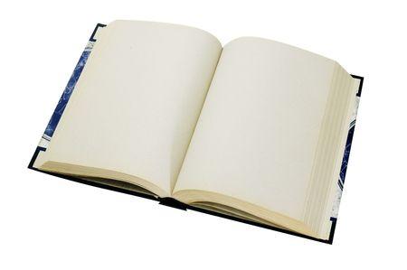 bloc: empty book