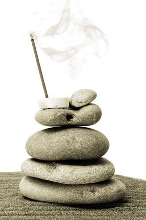 zen stones Stock Photo - 5376676
