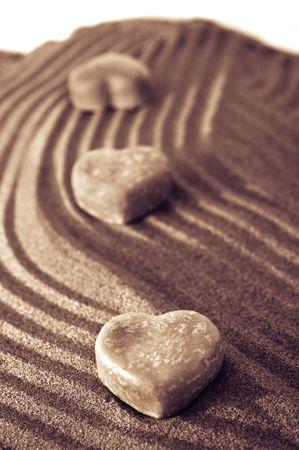 karesansui: hearts