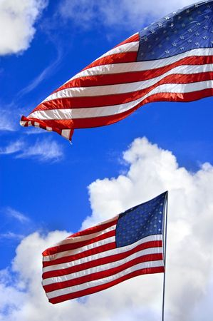 american flag Stock Photo - 5503639