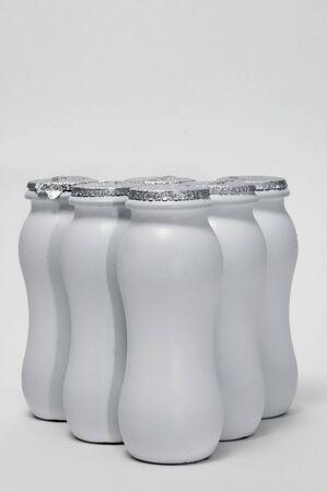 white bottles Stock Photo - 5569098