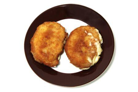 lean back:  breaded loin