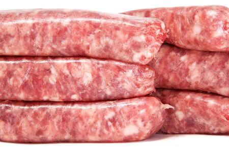 llonganissa: sausages
