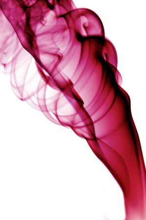 airiness: smoke Stock Photo