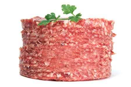 king size:  king size hamburger