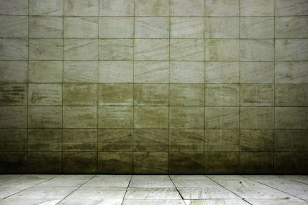 graffiti brown: de un primer plano de la pared de fondo  Foto de archivo