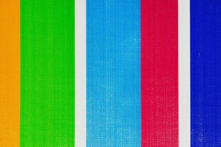 background of some stripes of different colors photo