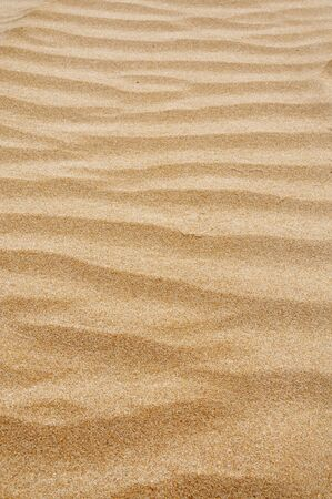 karesansui: background made of a close up of sand