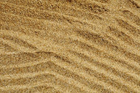 background made of a closeup of sand Stock Photo - 7060355