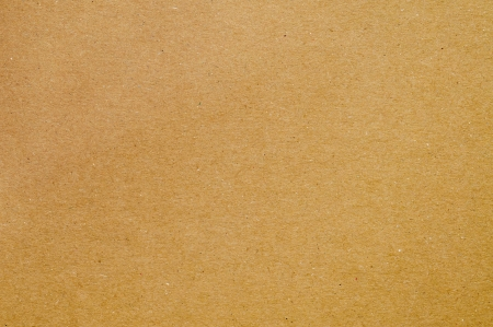 background made of a closeup of brown cardboard Stock Photo - 7167543