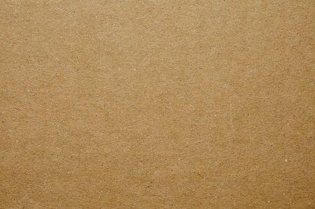 carton: antecedentes de un portarretrato de cart�n marr�n  Foto de archivo