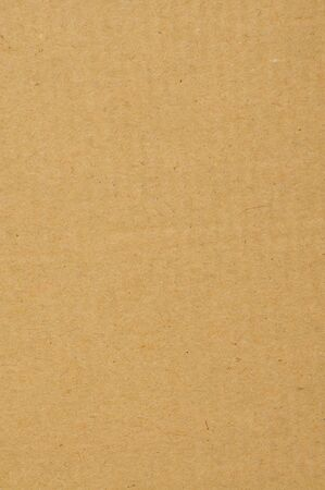 background made of a closeup of brown cardboard Stock Photo - 7221907