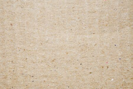 background made of a closeup of brown cardboard Stock Photo - 7255694