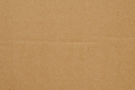 background made of a closeup of brown cardboard Stock Photo - 7426070