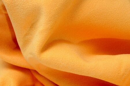 microfiber: closeup of a microfiber towel isolated on a white background
