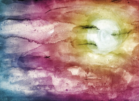 texture watercolor background photo