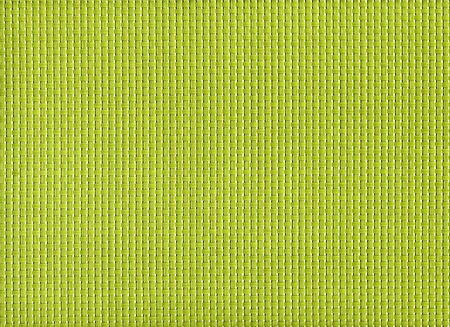 place mat: background made of a closeup of a green fabric texture Stock Photo