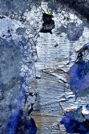 background made of a close-up of a peeling wall Stock Photo - 11549611