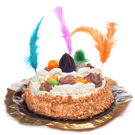 eastertime: a mona de pascua, a typical spanish easter cake