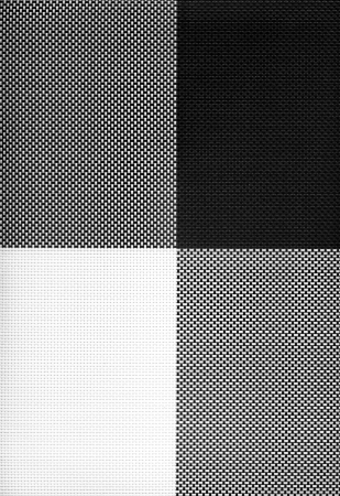 black textured background: background made of a closeup of a fabric texture of different colors