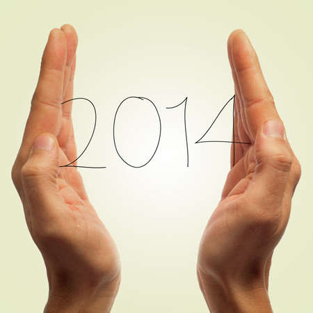 2014, as the new year photo