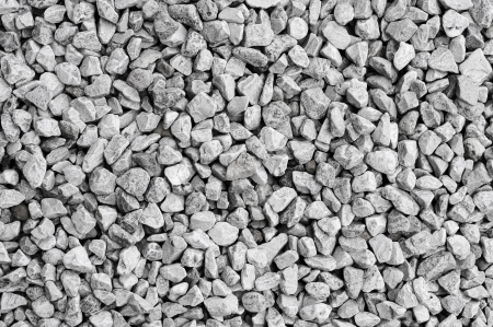 rubble: background made of a closeup of a pile of crushed stone