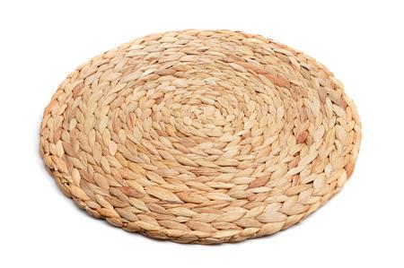 trivet: natural fibers braided trivet mat